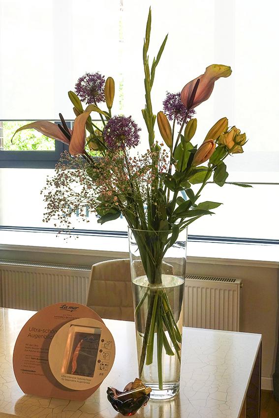 cecosmetic.de Blumen Vase